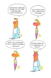 cartoon bewegen